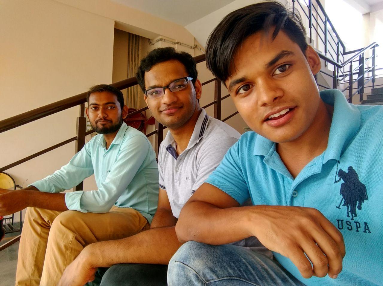 Preet Kamal Manoj Arya Sameer Raj