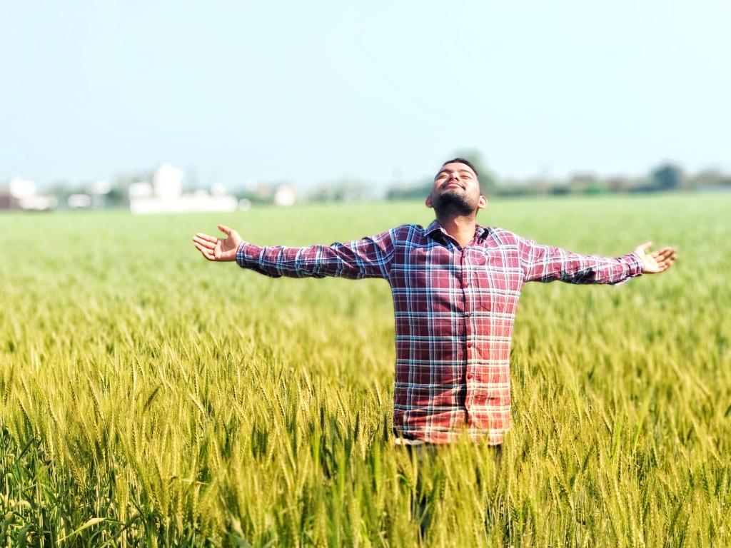 Preet Kamal In Field