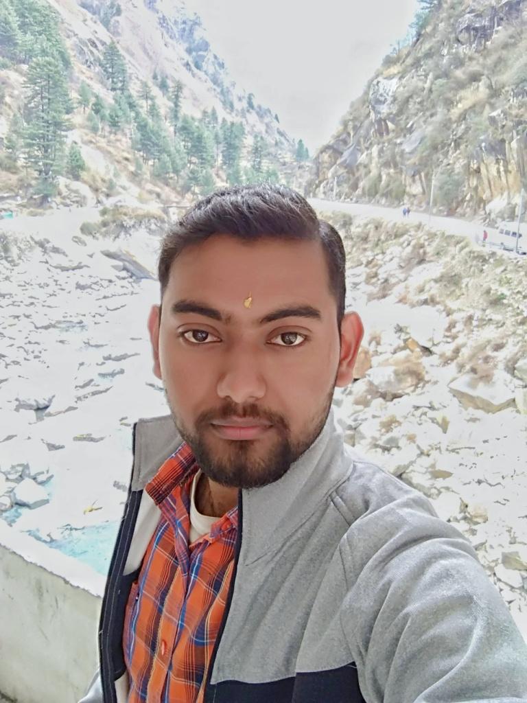 Preet Kamal Selfie