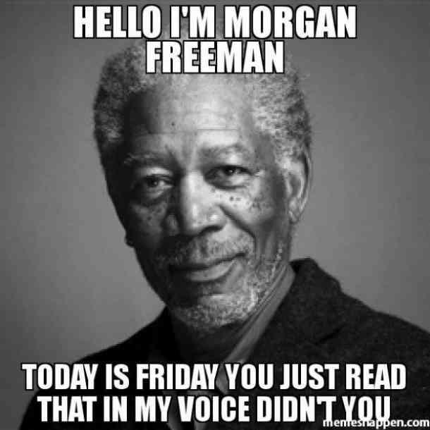 Awesome Friday Memes Preet Kamal