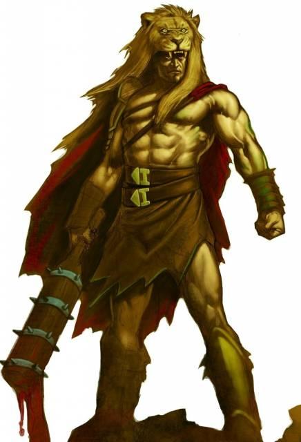 Hercules Warrior