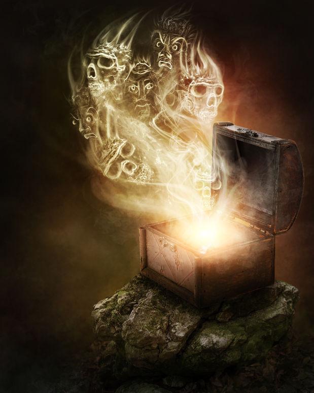 Pandora's Box Evil