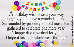 A Birthday Wish Is Birthday Quotes
