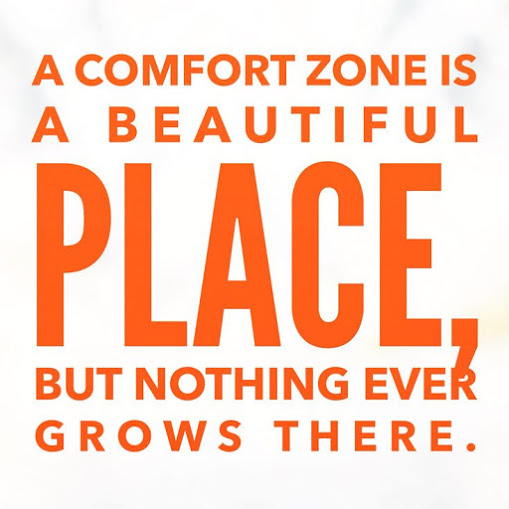 A Comfort Zone Is Cool Quotes