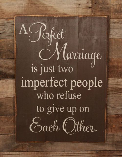 A Perfect Marriage Is Just Anniversary Quotes