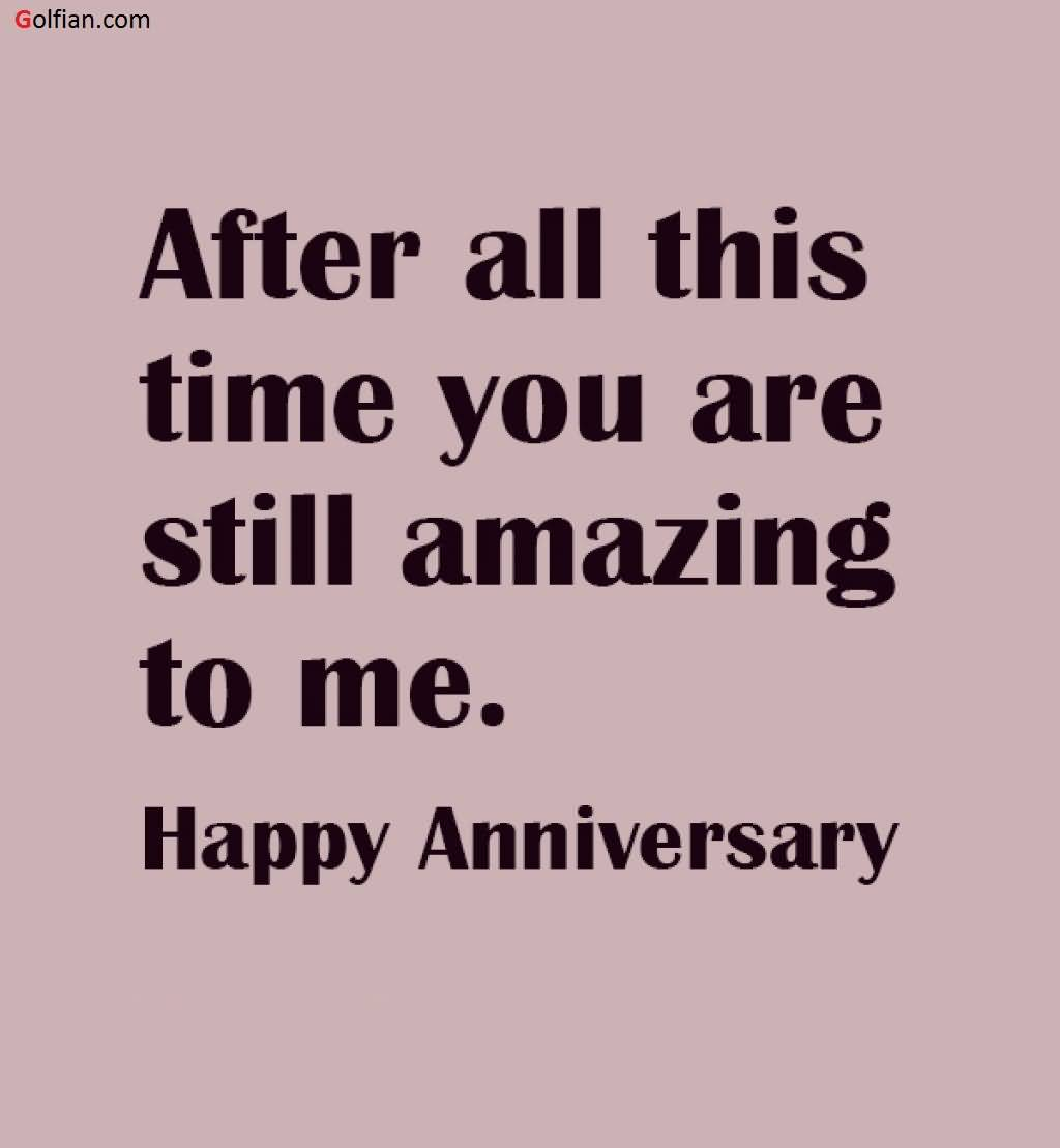 After All This Time You Anniversary Quotes
