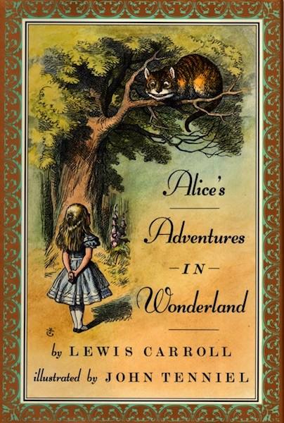 Alice's Adventures In Wonderland Alice In Wonderland Quotes