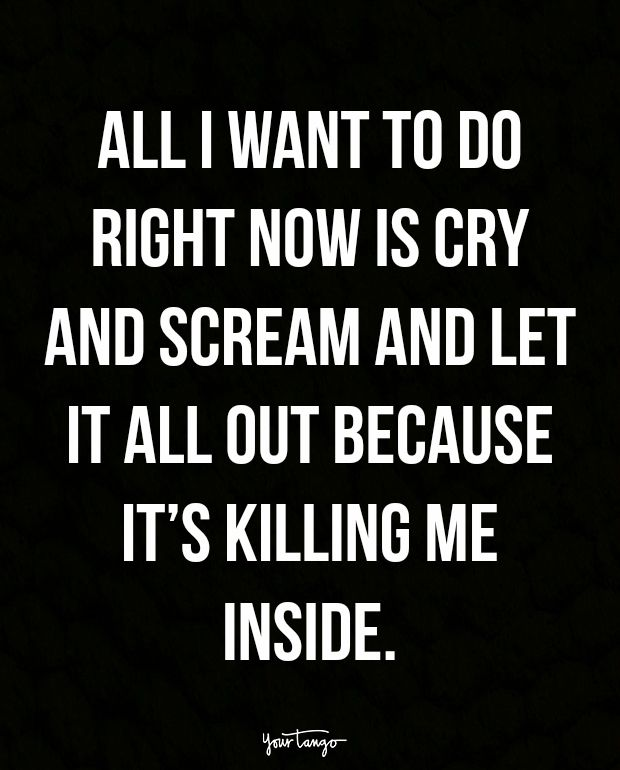 All I Want To Do Broken Heart Quotes