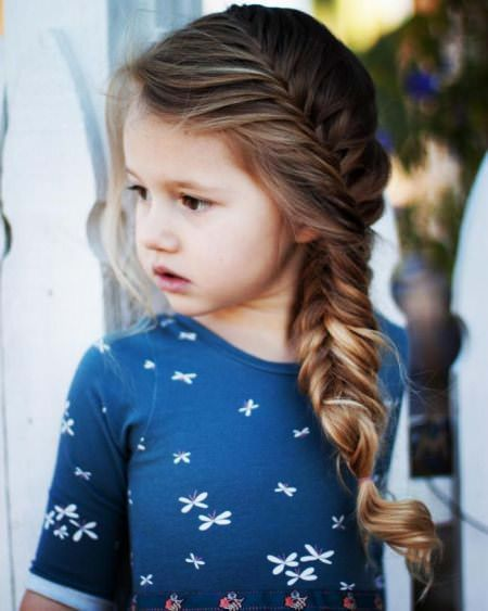Amazing layer style Kids Hairstyle