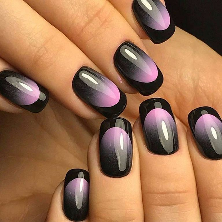 Best 42 Ombre Nail Art To showing Very Pretty Nails – Preet