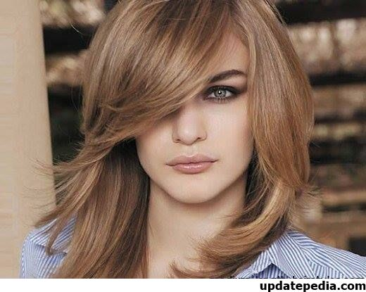 Attractive look short hair Layer Hairstyle