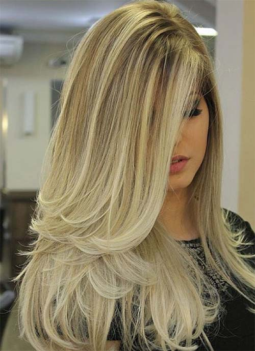 Awesome haircut for style Layer Hairstyle