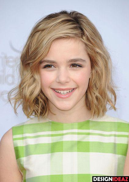 Awesome short hair layer Kids Hairstyle