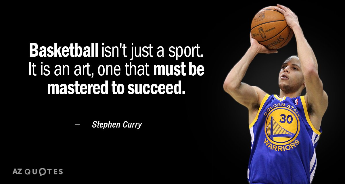 Basketball Isn't Just A Sport Basketball Quotes