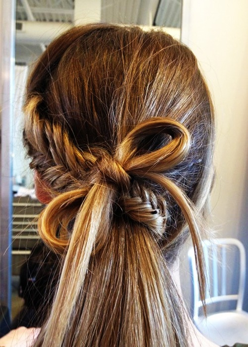 Best party design Braid Hairstyle