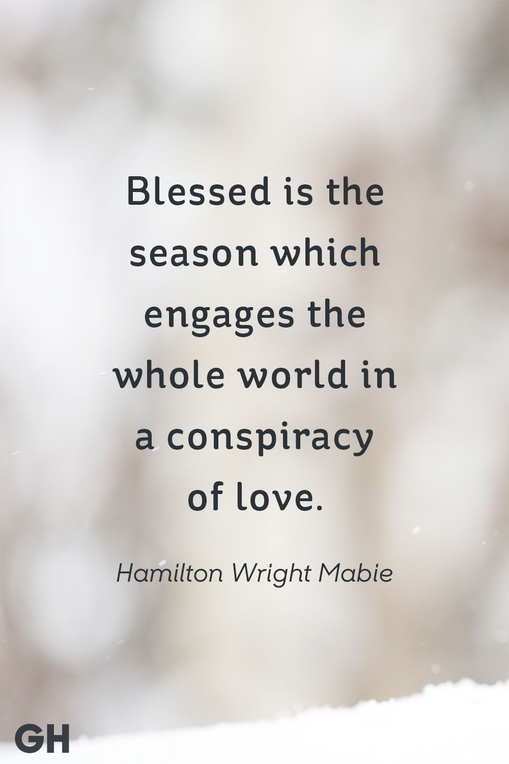 Blessed Is The Season Christmas Quotes
