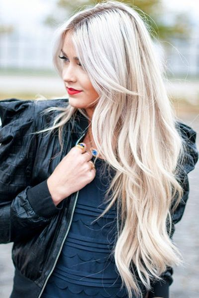 Charming long style for teenage Layer Hairstyle