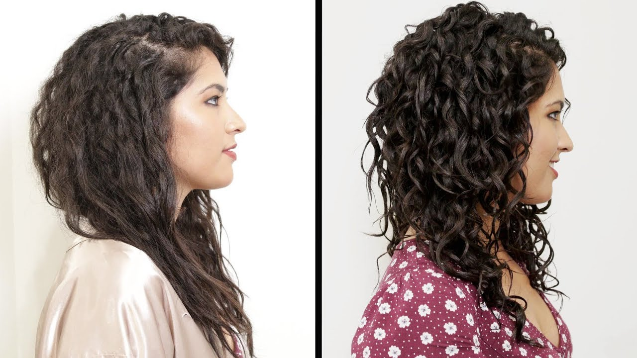 Charming style for school girls Curly Hairstyle