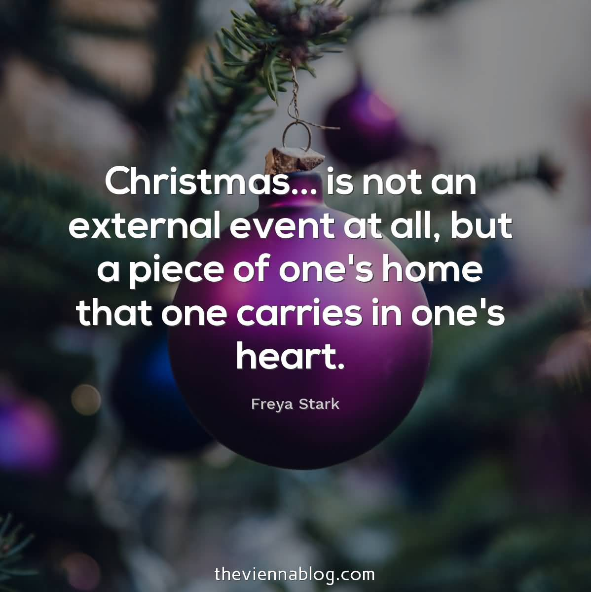 Christmas Is Not An Christmas Quotes
