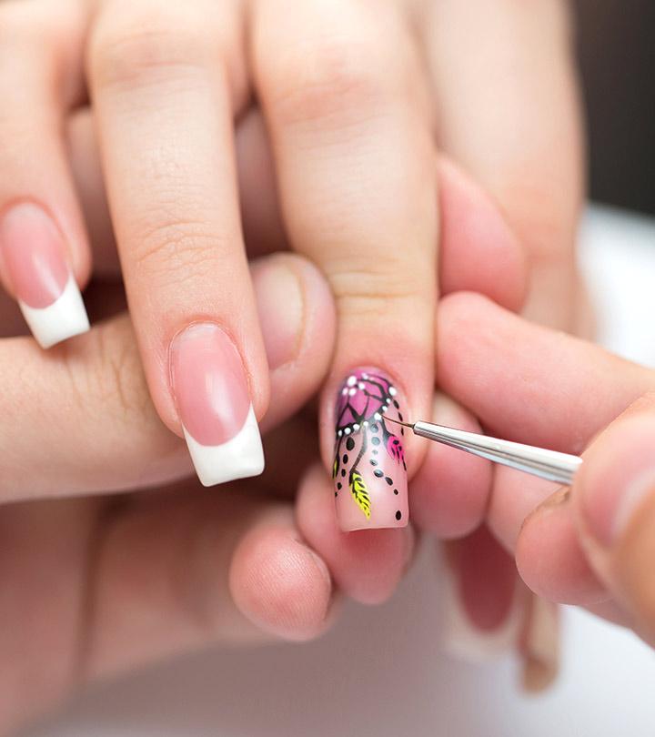 Easy 30 Gel Nail Art to design Beautifully – Preet Kamal