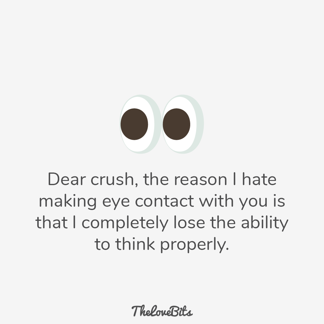 Dear Crush The Reason Crush Quotes