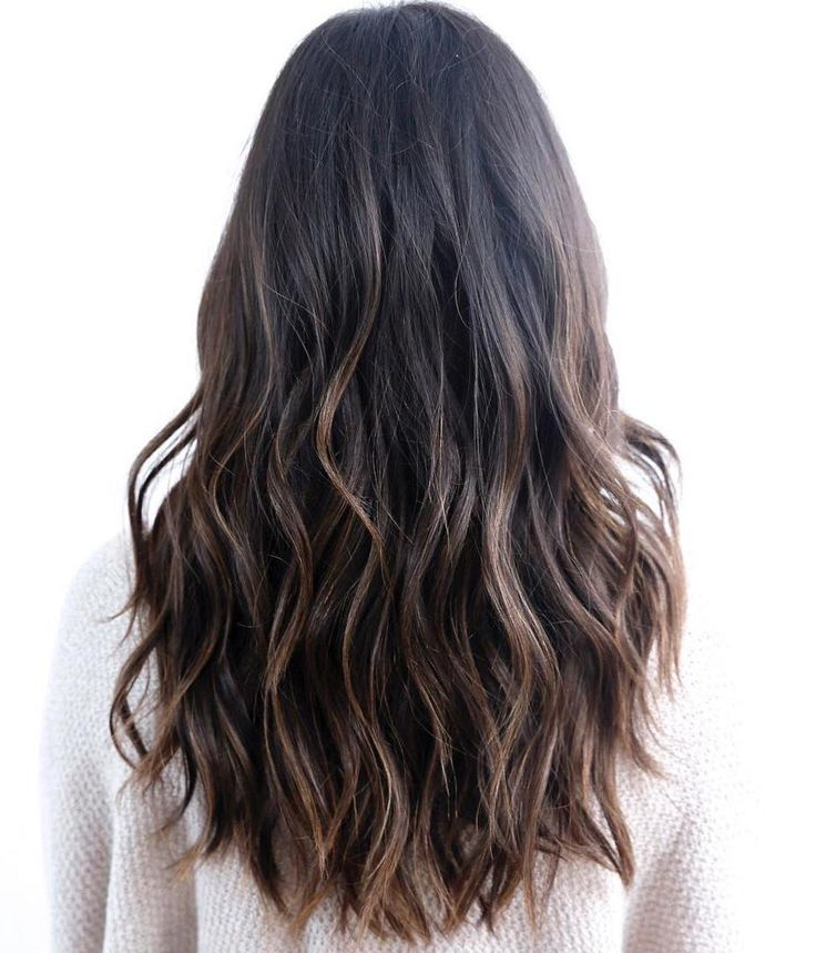 Easy long style for women Layer Hairstyle