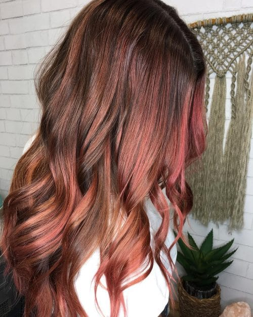 Elegant long style trendy Layer Hairstyle