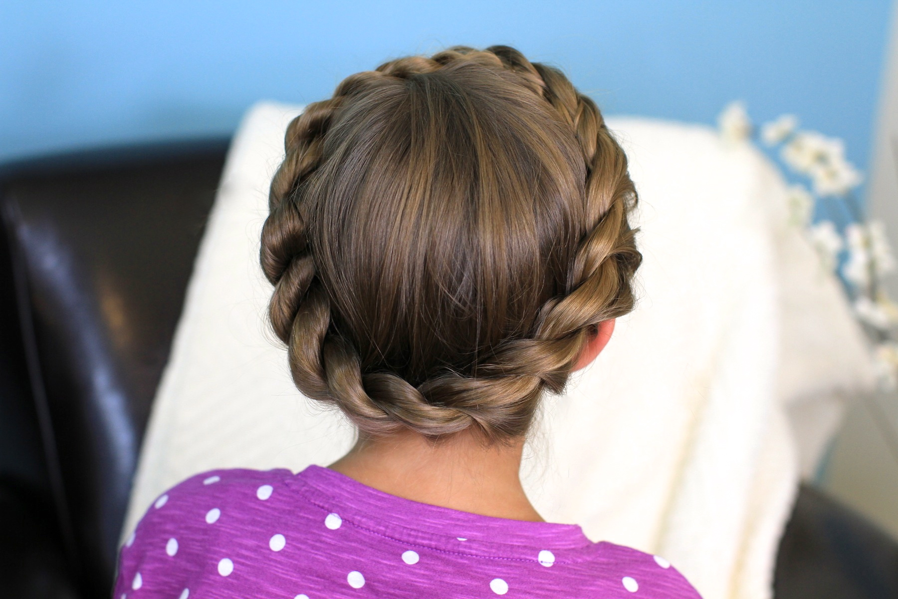 Epic braid style Kids Hairstyle