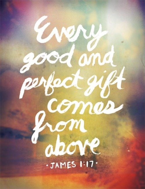 Every Good And Perfect Bible Quotes