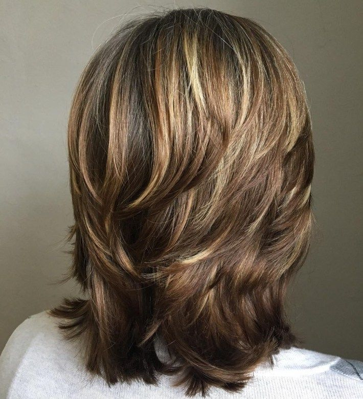 Fantastic short style for ladies Layer Hairstyle