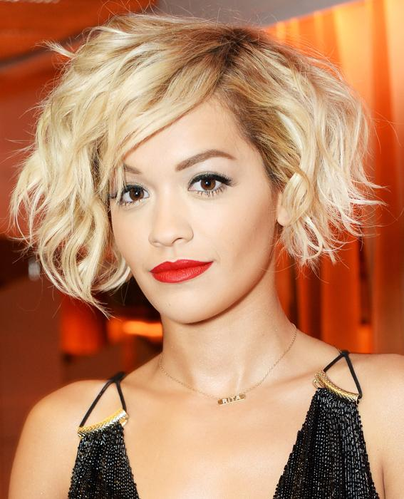 For Prom short hair cut Curly Hairstyle