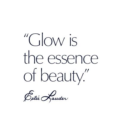 Glow Is The Essence Beauty Quotes