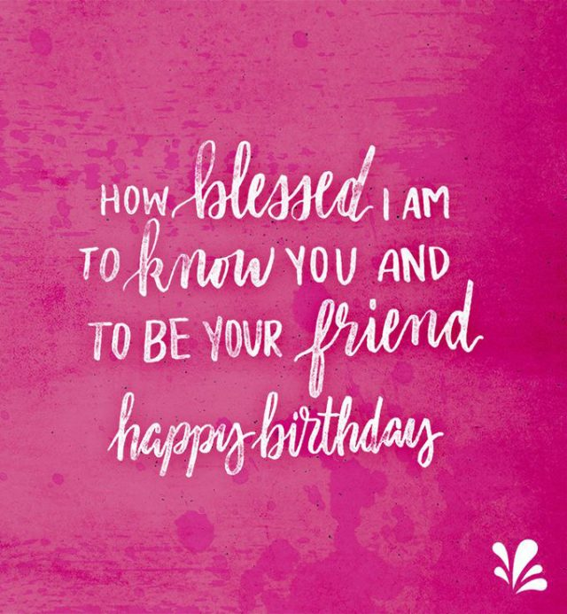 Happy Birthday Quotes For Your Best Friend Quotes