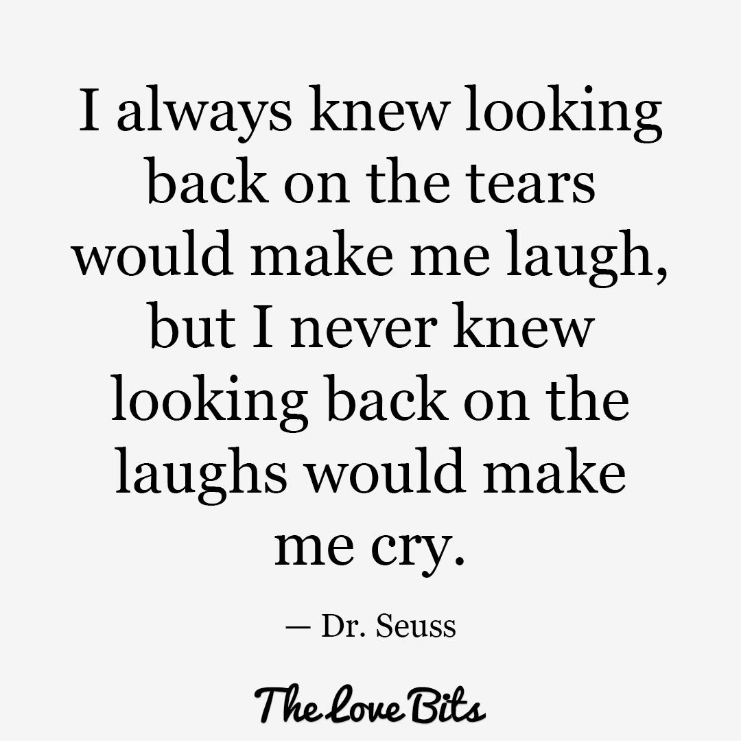 I Always Knew Looking Break Up Quotes