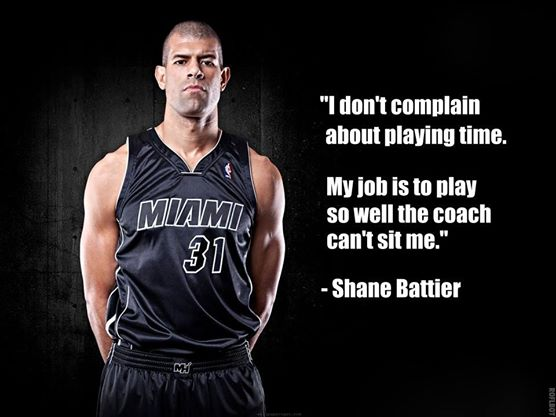 I Don't Complain About Playing Time Basketball Quotes