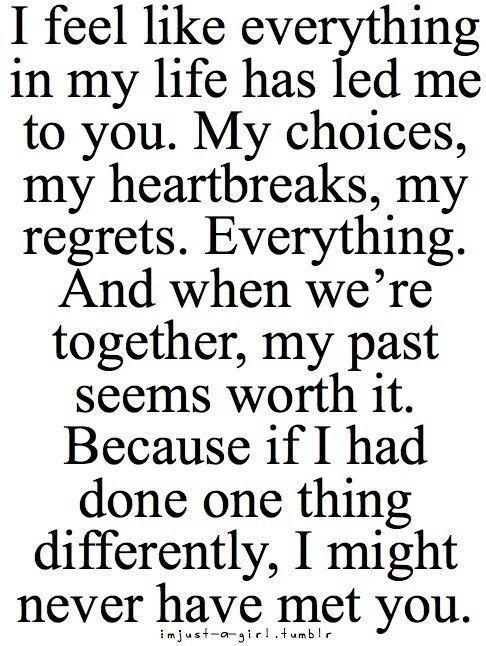 I Feel Like Everything Boyfriend Quotes