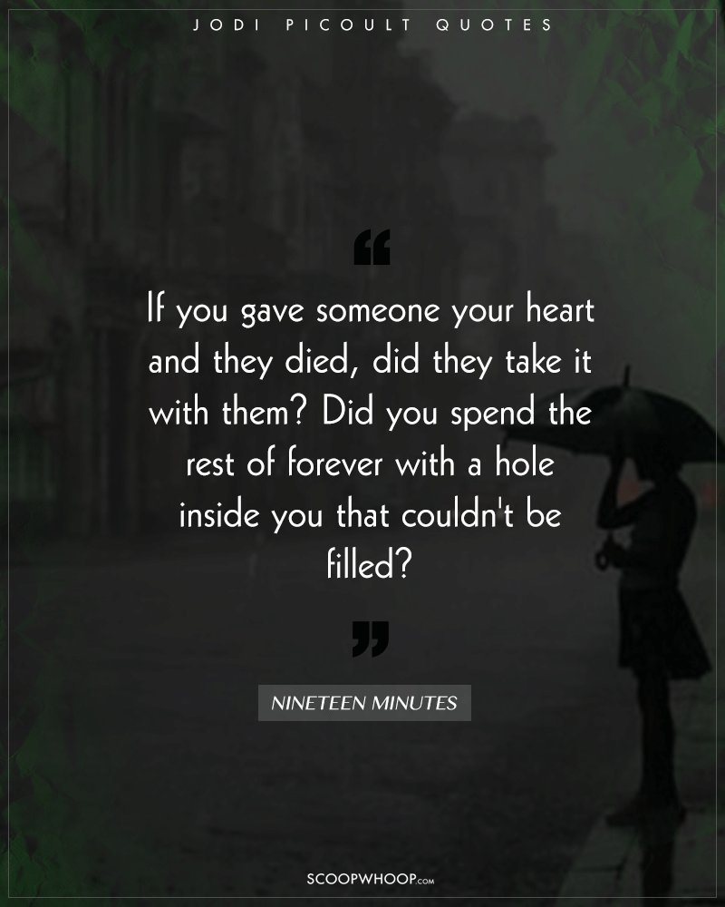 If You Gave Someone Your Best Quotes