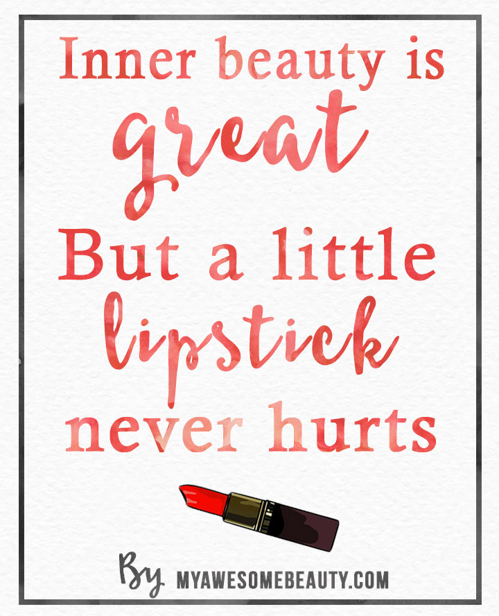 Inner Beauty Is Great Beauty Quotes
