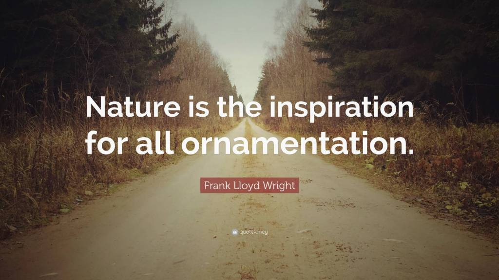 Inspirational Nature Quotes and Sayings Nature Is The Inspiration