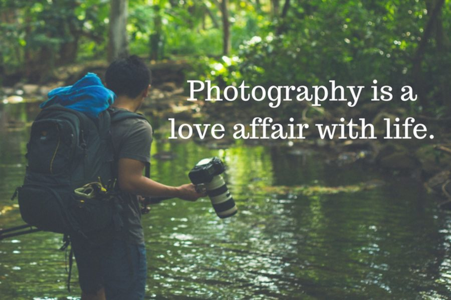 Inspirational Nature Quotes and Sayings Photography Is A Love
