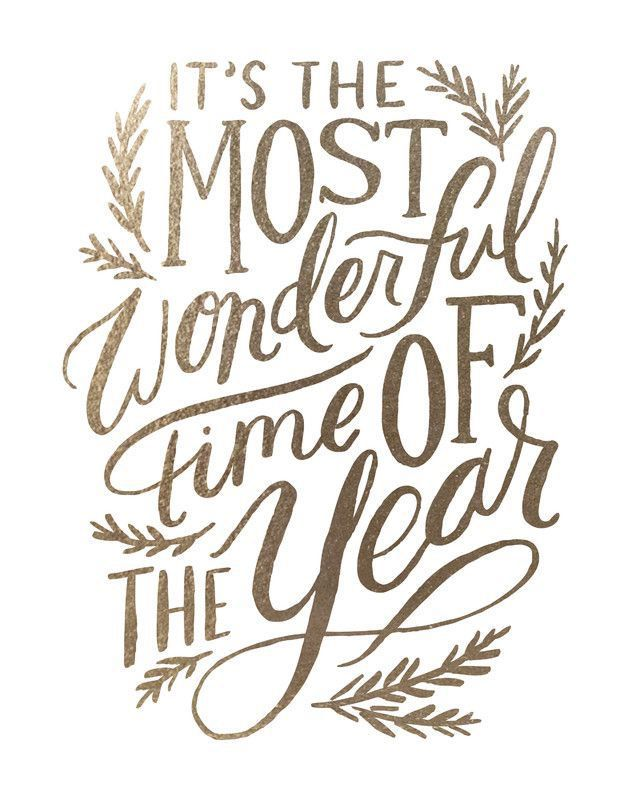 It's The Most Wonderful Christmas Quotes
