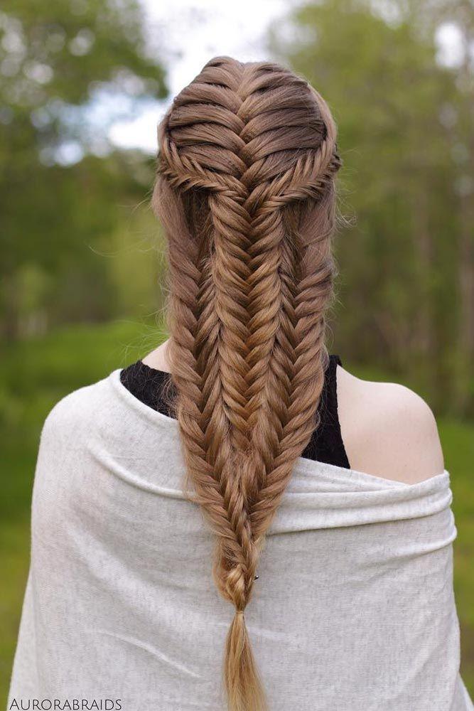 Latest design Braid Hairstyle