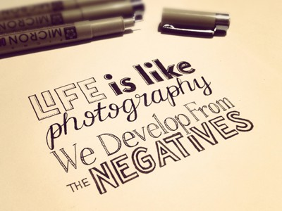 Life Is Like Photography Amazing Quotes