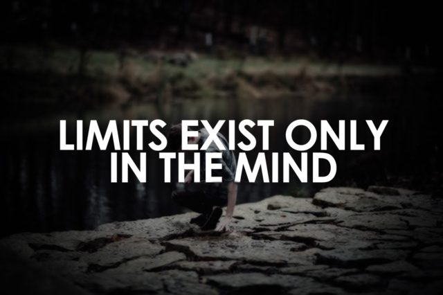 Limits Exist Only In The Best Quotes