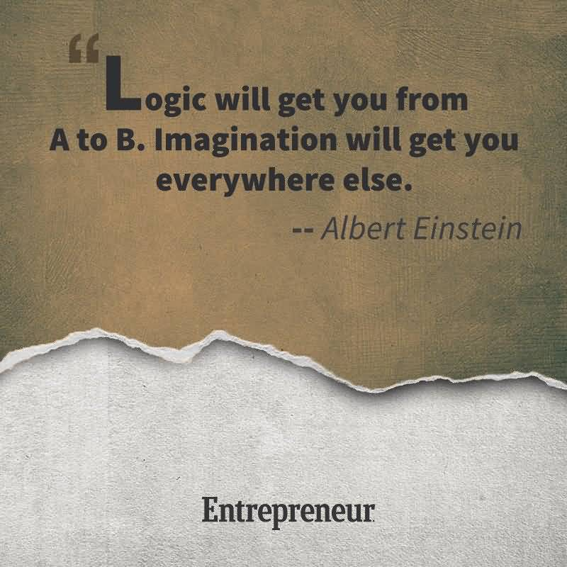 Logic Will Get You Amazing Quotes
