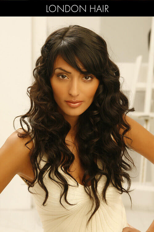 Look dashing for attraction Curly Hairstyle
