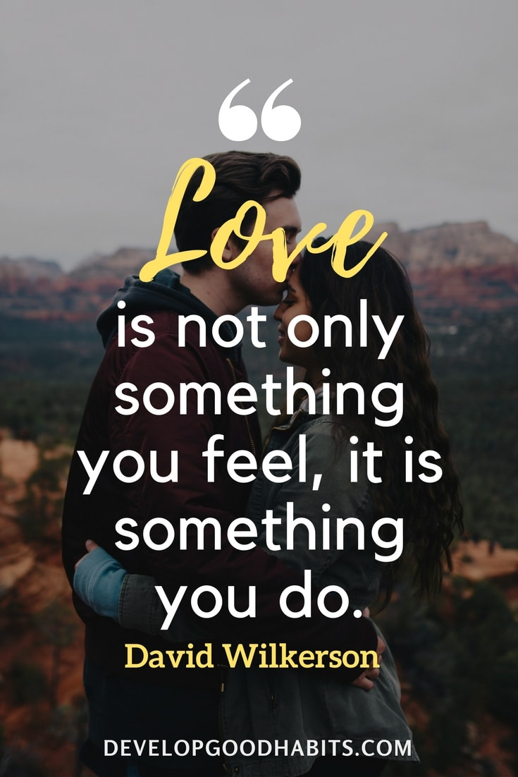 Love Is Not Only Best Quotes