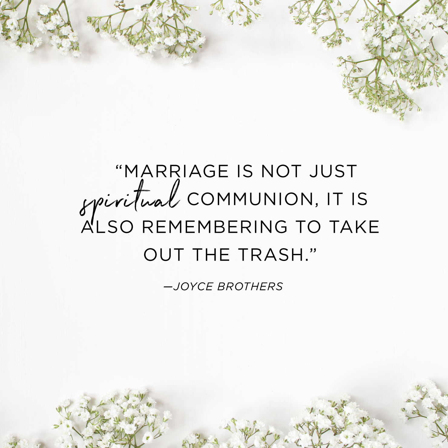 Marriage Is Not Just Anniversary Quotes