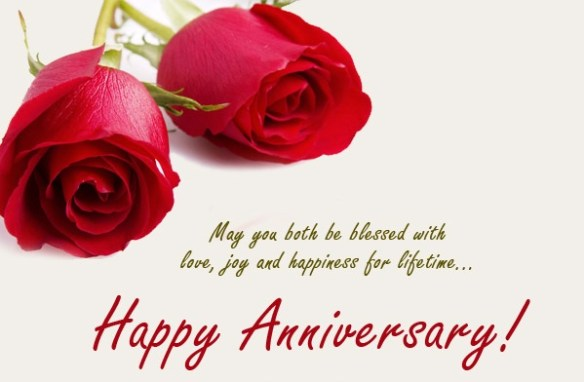 May You Both Be Blessed Anniversary Quotes