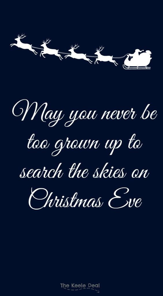 May You Never Be Too Christmas Quotes